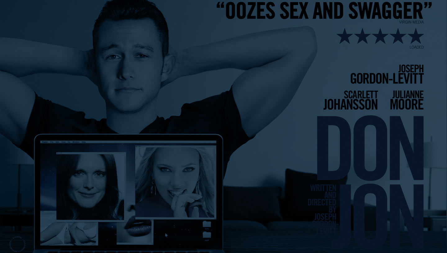 Filmography 7 – Don Jon